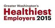 Greater Washington's Healthiest Employers 2015