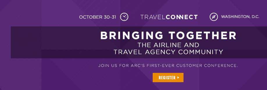 TravelConnect | Bringing Together the Airline and Travel Agency Community